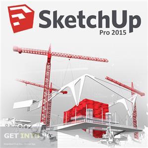 SketchUp2015草图大师[专业版][x86_x64][附注册机]
